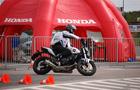 Honda Gymkhana w Poznaniu!