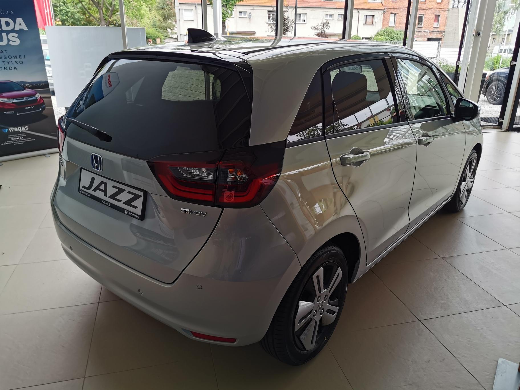 Jazz Hatchback 5d
