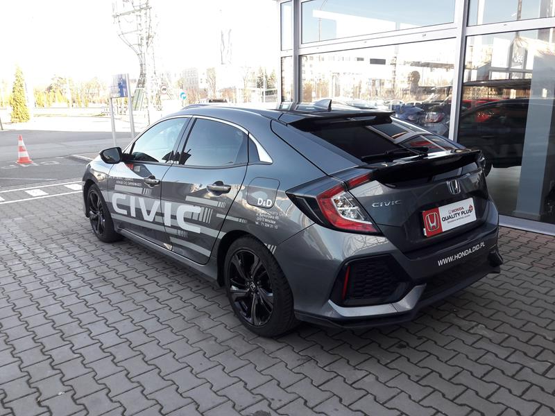 Civic Hatchback 5d