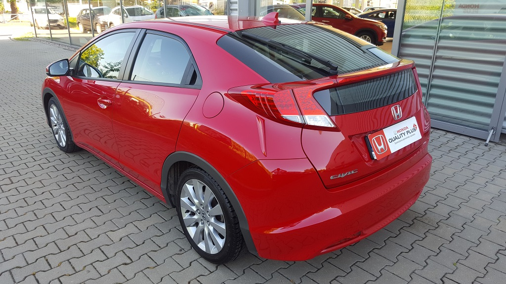 Civic Hatchback 5d