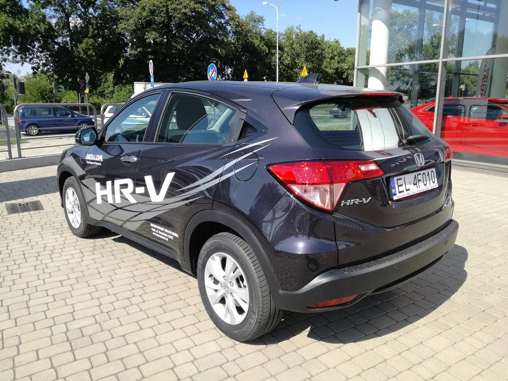 HR-V Hatchback 5d