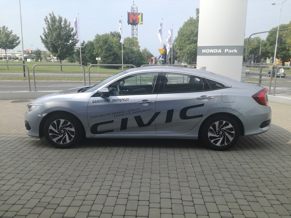 Civic 4D Comfort 1.5 182KM MT