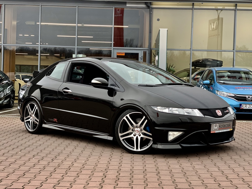 Civic Hatchback 3d