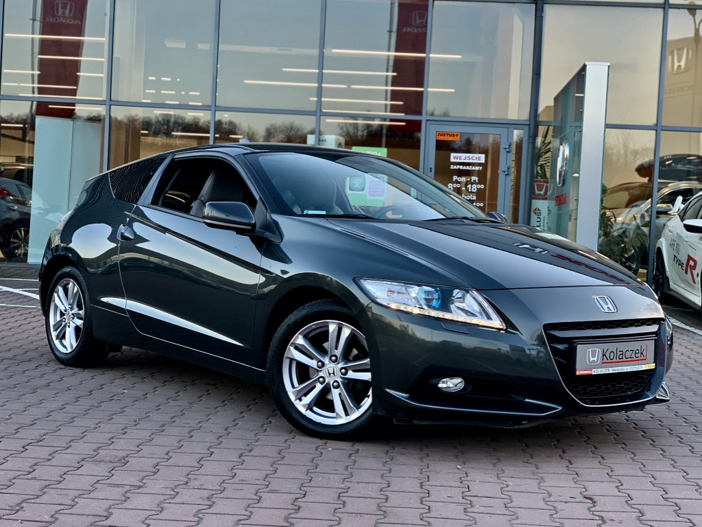 CR-Z Coupe